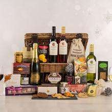 Christmas Hampers - 15% off, Free delivery and 7.5% Quidco @ihampers