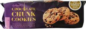 Aldi Memento Chocolate Chunk Cookies only 69p!