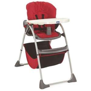 Chicco Happy Snack Highchair £39.99 @Smyths plus 3.15% cashback at TCB