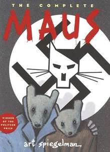 The Complete Maus Paperback 1/2 Price £8.49 @ Foyles