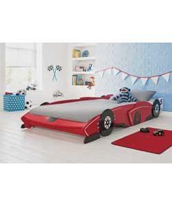 Racing car bed & mattress for £99.98 @ Argos