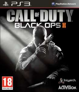 Call Of Duty Black Ops 2 (PS3) pre owned @CEX only £10