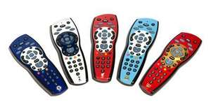 Football Club Sky Remote Controls (No Man Utd ones!!!) + Free P&P