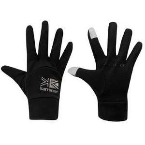 Karrimor Thermal Gloves Mens - £5.99 plus £4.99 delivery Down from £11.99 - Save £6.00