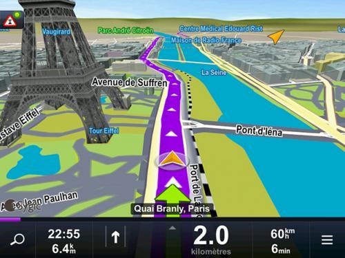 Sygic GPS Navigation Offline for Android - BOGOF UK & Ireland effectively £8.99 each - £17.99