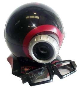 Star Wars Science: Darth Maul 3D projector - £8.06 & Free Delivery @ Send It