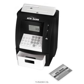 ATM Money Box - Black £8.99 @ B&M