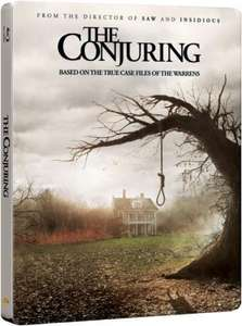 The Conjuring - Zavvi Exclusive Limited Edition Steelbook BLU RAY // 15.74 inc P&P @ Zavvi