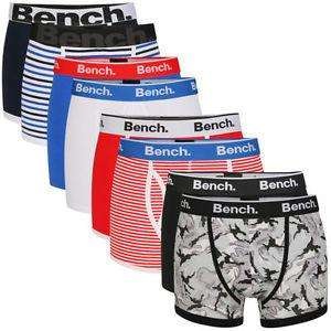 Bench Men's 2-Pack Boxers with some decent designs & colours £10.99 @ Ebay/The Hut