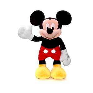 72cm or 28inches high Mickey and Minnie Mouse £20 @ Disney Store
