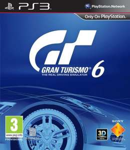 Gran Turismo 6 for £29.99 @ Sainsbury's in Bexhill