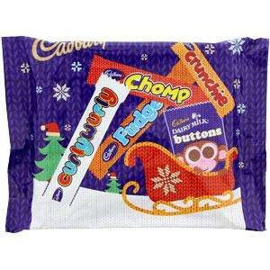 2 Cadbury selection boxes for  £1.50 @ Home Bargains