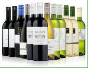 £40 all in, Virgin Wines 12 bottle case, inc Free Del @ Virgin Wines