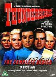 F. A. B - Thunderbirds - Complete Series £12 from Sainsburys online