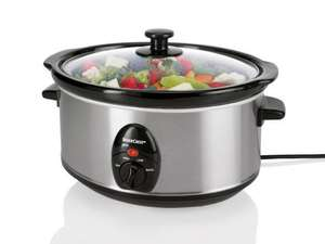 SILVERCREST® KITCHEN TOOLS Slow Cooker £13.99 @lidl