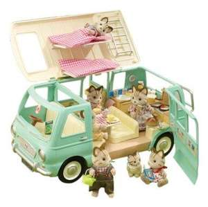 Sylvanian Families Campervan - £20 delivered (half price) @ amazon.co.uk