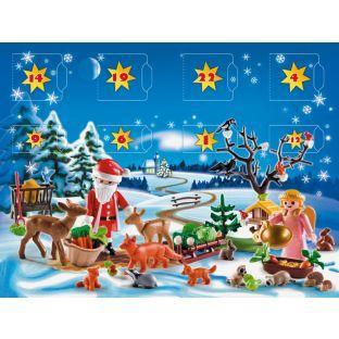 Playmobil Forest Winter Wonderland Advent Calendar. Argos £8.99 half price