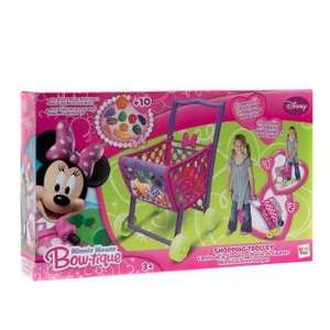 Minnie Bow-tique Shopping Trolley B&M £9.99