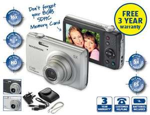 16 megapixel Digital Camera Z1650 only £39.99 @ ALDI