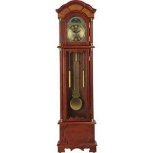 Living Grandfather Walnut Floor Standing Pendulum Clock. £159.99 delivered at Argos