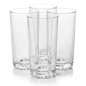 4 Highball glasses only for 85p @ Wilko ;Cheaper than anywhere else; many other varieties with discounted price