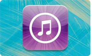 £10 iTunes Digital Code for £5 - Bespoke Offers