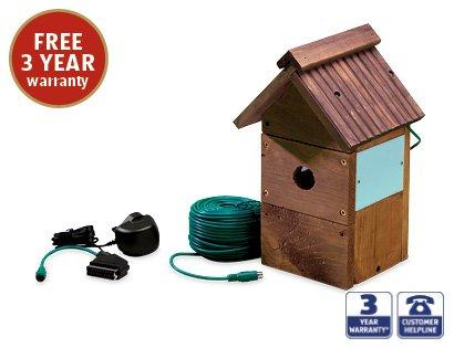 Bird Nest Box with Camera £39.99 @Aldi from 19th December
