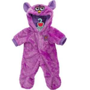 Designabear all-in-one furby outfit reduced to £4.99 plus 3 for 2 on outfits & accessories @ Argos