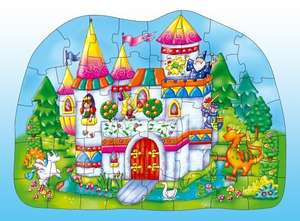 Orchard Toys Magical Castle Jigsaw Puzzle £6.33 @ Tesco direct