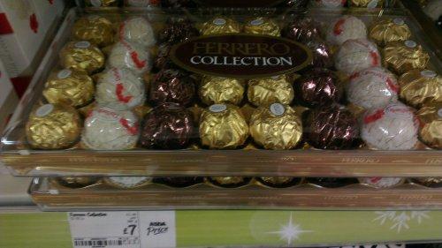 Ferrero Rocher Collection 32 piece £7 Asda