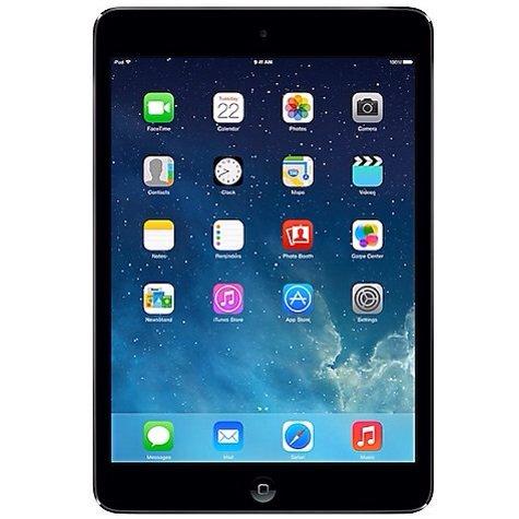 Apple iPad mini 16Gb, Space Grey or White. John Lewis 2 year guarantee included £219