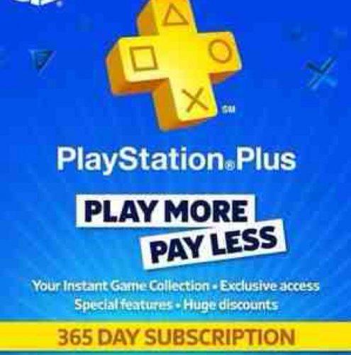 PlayStation Plus PSN 1 Year / 365 Day Subscription (PS4) (Vita) (PS3) - £33.23 Using Code @CDKeys