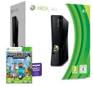 Xbox 360 4GB Console + Minecraft only £109.99 (Instore) @ Sainsburys