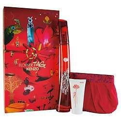 Kenzo Flower Tag 100ml Eau de Toilette Gift Set - £26.40 @ Tesco Direct