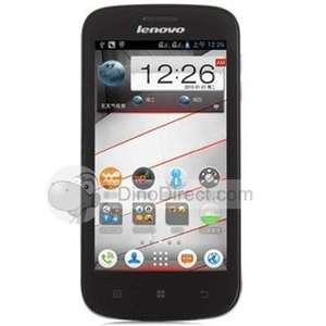 Lenovo® A760 Quad Core Android 4.1 1G 4G smartphone Dual sim 4.5 inch screen delivered by Dino Direct