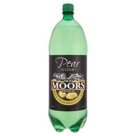 Old Moor Pear Cider 2L. £1.50, usually £3.25. Asda instore and online.