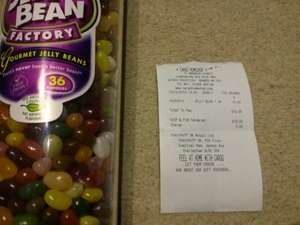1.3kg Jelly Bean Factory - £10 - Cargo Homeshop Instore