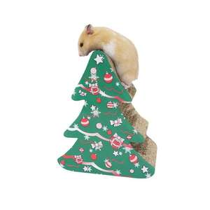 ROSEWOOD PET PRODUCT Small Animal Christmas Tree Climb 'n' Shred £2.49 (FREE UK Delivery)