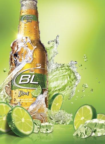 Beer bud light and lime @asda 36 bottles £20