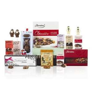 Thornton's Festive Chocolate Hamper Online @ Thorntons (with code) WAS - £60.00 --- NOW -