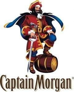 Captain Morgan Original Spiced Gold Rum 1 litre £16 Morrisons