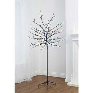 ASDA direct 6ft LED prelit led blossom tree half price £25