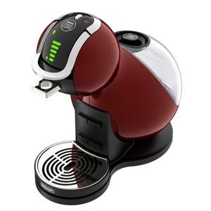 NESCAFÉ Dolce Gusto Melody 3 Play and Select by De'Longhi EDG626.R Coffee Machine, 1.5 Litre, Lipstick Red £54.99 @ Amazon