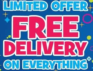 Limited Offer - Free Delivery on Everything @ Toys R Us / Babies R Us
