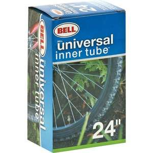 Bell 24inch Universal Inner Tube £0.75 @ ASDA Direct Collect instore (or 2.95 delivery)
