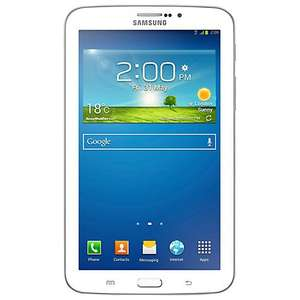 Samsung Galaxy tab 3 7 inch all colours £109 at john lewis