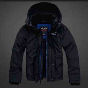 Hollister All-Weather Jacket £47.40 @ HollisterCo.com