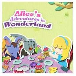 Vtech innotab download of the week Alice's Adventures in Wonderland 4 - 6 Years  £1
