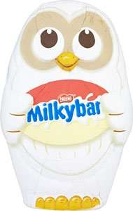 Milky Bar White Chocolate Owl now 99p @ B&M stores. ( 80g exp 7/2014 )