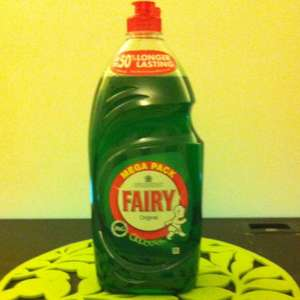Fairy liquid 1050ml @ Farm foods £1.59